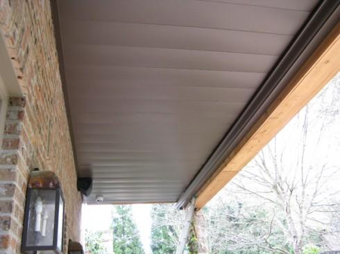 Under Deck Gallery Under Deck Roofing Systems
