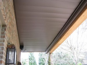 Under Deck Gallery Under Deck Roofing Systems