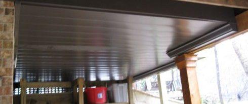 Metal Roofs Corrugated Tin Aluminum Copper Steel